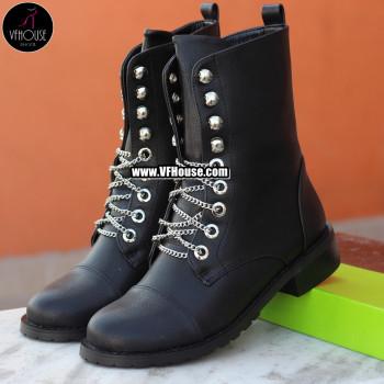 Боти 1909-8861743 Black