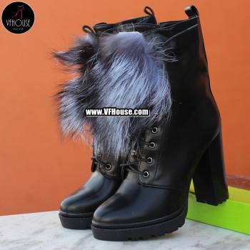 Боти 1909-9401747 Black