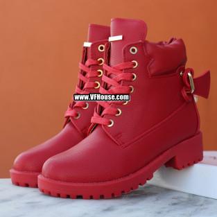 Дамски боти 17-1809 02 Red