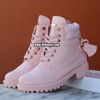 Дамски боти 17-1809 02 Pink