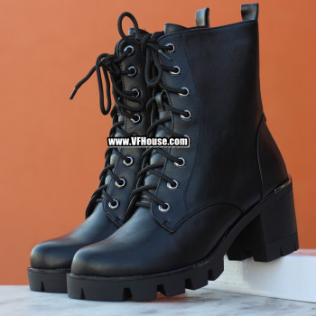 Боти 1909-91011744 Black