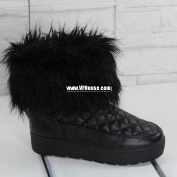 Боти SH601 Black