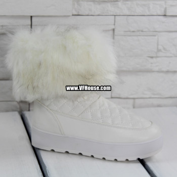 Боти SH601 White