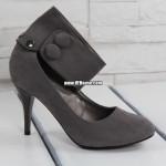 Дамски обувки 17-2711 26 Gray