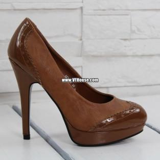 Дамски обувки 17-2711 42 Camel