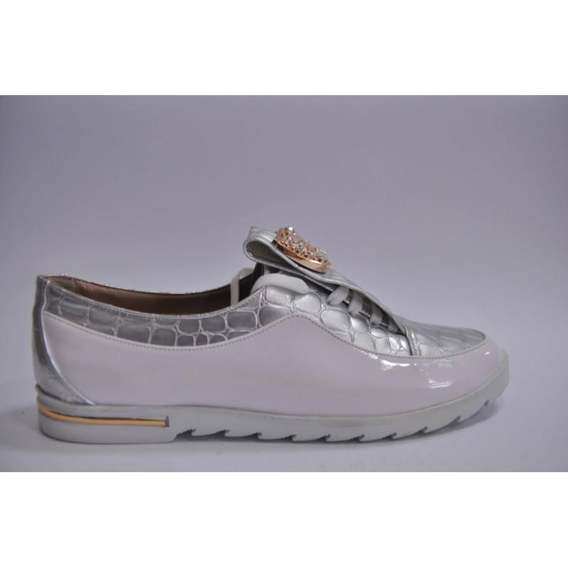 Обувки Маска 4001 White