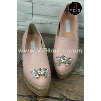 Обувки 16-SB502 Pink