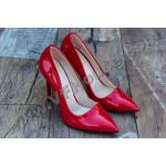 Обувки 9090 Red