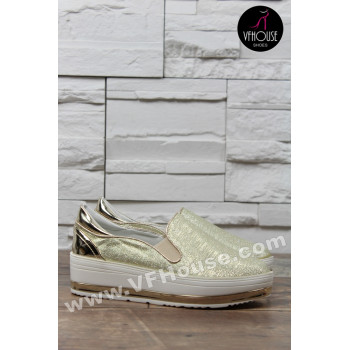 Обувки 1605-822 Gold