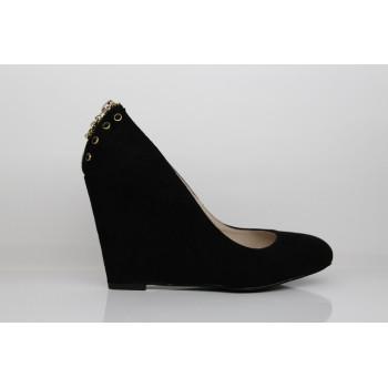 Обувки 8300-A092 Black