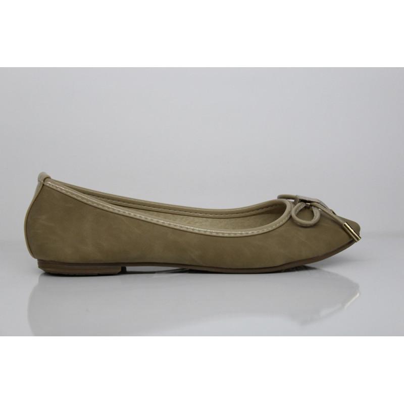 Обувки OL-0071 Khaki
