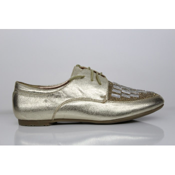 Обувки MO196 Gold