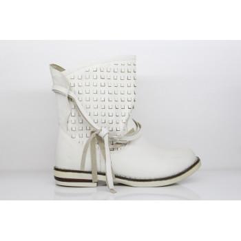 Боти 308-2 White