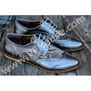 Обувки 15-0704 09 Khaki