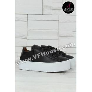 Обувки 15-DP2809 03 Black