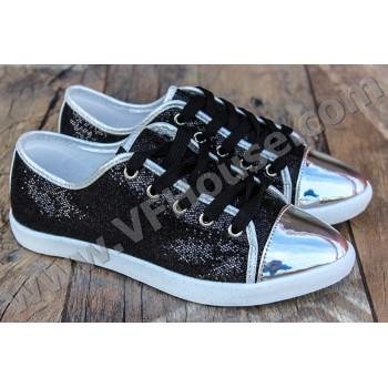 Обувки CF08-1 Black/Silver