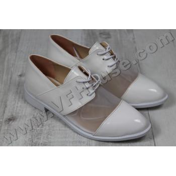 Обувки 15-0704 08 White