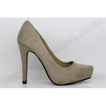 Обувки 15 2904-6 Beige