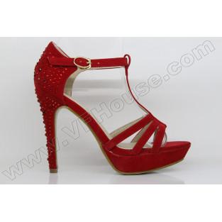 Сандали 15 2904-13 Red