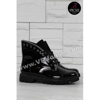 Боти 15-DS2909 07 Black