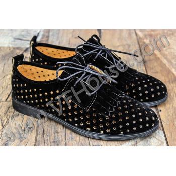 Обувки 15 0605-05 Black