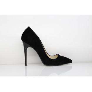 Обувки 5595 Black