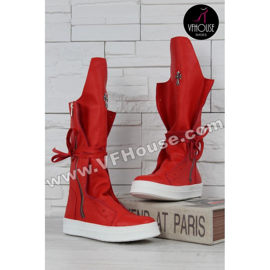 Обувки 1003 - 007 Red