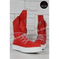 Обувки 1003 - 709 Red