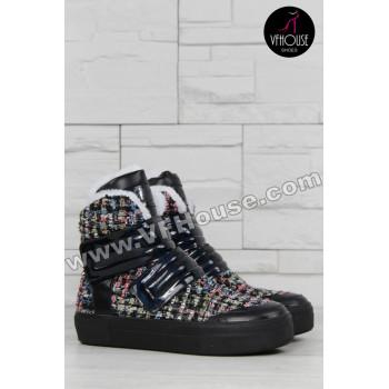 Кецове 15-S1210 04 Black-Black