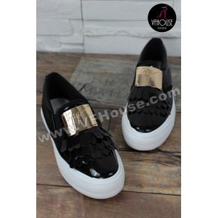 Обувки 16-GZ2901 01 Black