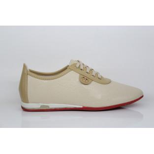 Обувки C1-14 Beige