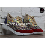 Дамски обувки 16-IT81810 Red