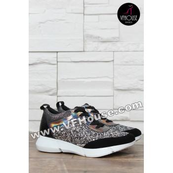 Дамски обувки 16-IT0602 02 Black