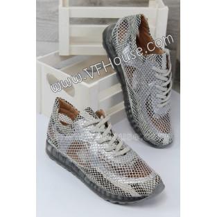 Маратонки 15 0605-06 Silver