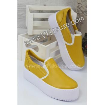 Обувки 15 0605 01 Yellow