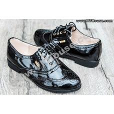 Обувки К10А Black