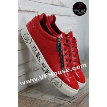 Дамски обувки 16-MSO2402 04 Red