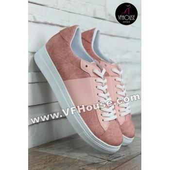 Дамски обувки 16-P2502 01 Pink