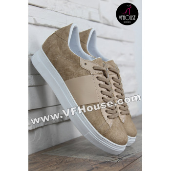 Дамски обувки 16-P2502 01 Beige