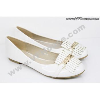 Обувки 166-20 Beige