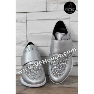 Обувки 16-CS1003 02 Gray