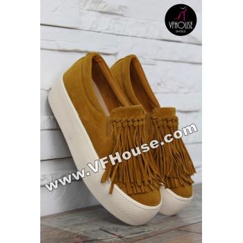 Обувки 16-CSB1003 03 Camel
