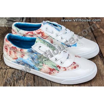 Обувки AN 3086 White