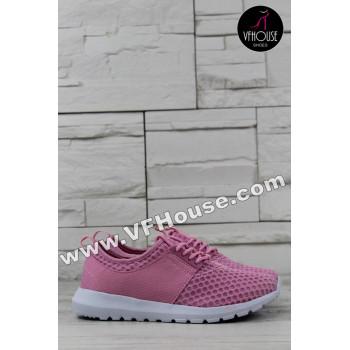 Дамски маратонки 16-IT2803 2069 Pink