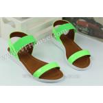 Сандали 15-2707 01 Green