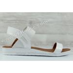 Сандали 15-2707 01 White