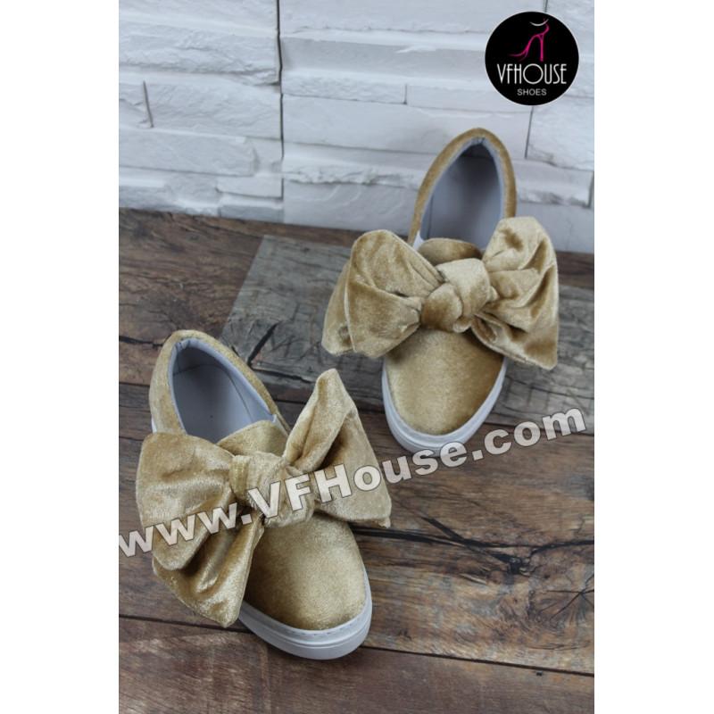 Обувки 16-0404 01 Gold