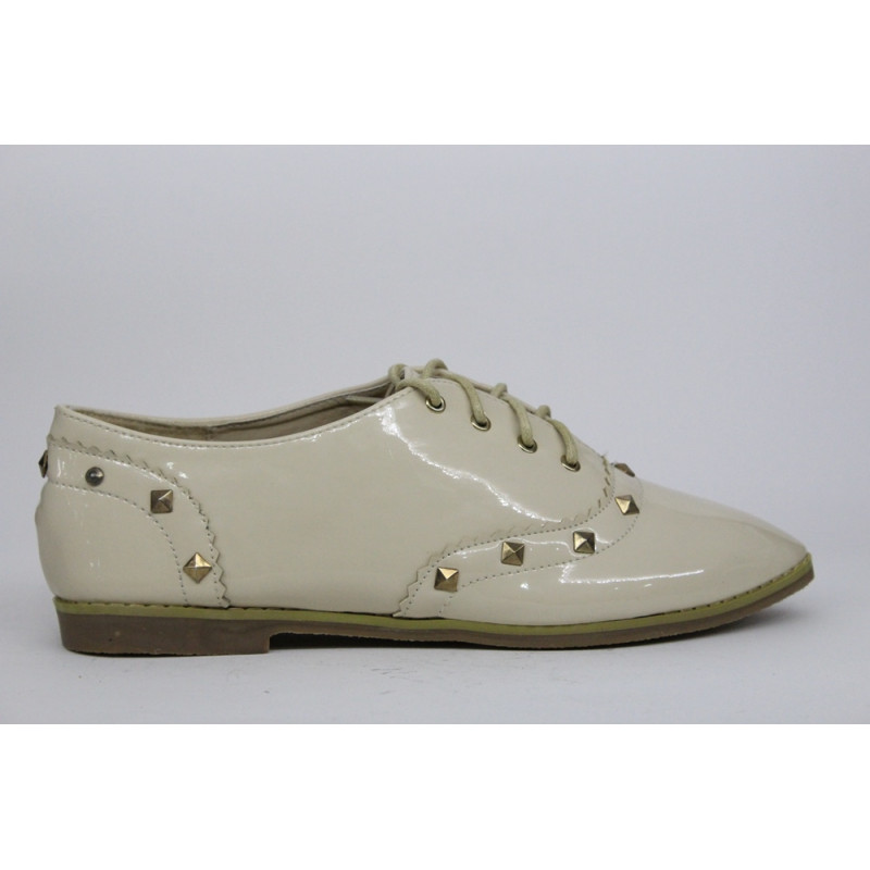 Обувки YS237 Beige