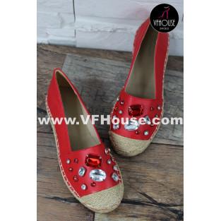 Обувки 16-1604 RMD6 Red