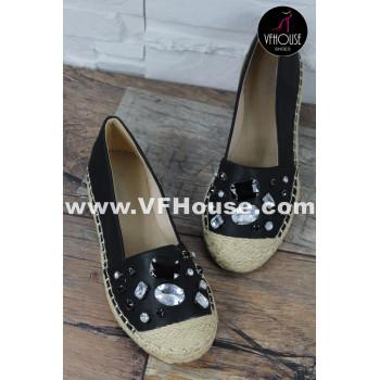 Обувки 16-1604 RMD6 Black